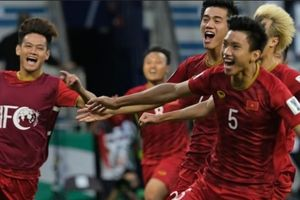 Việt Nam sẽ được cộng bao nhiêu điểm nếu vượt qua Nhật Bản?