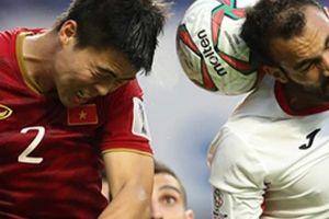 Lạ lùng về thống kê phạt góc trận Việt Nam vs Jordan