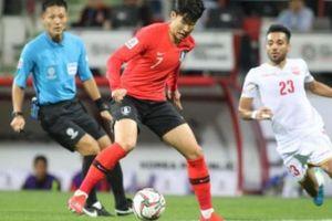 Kết quả Asian Cup 2019: Không có kỳ tích cho Bahrain trước Hàn Quốc