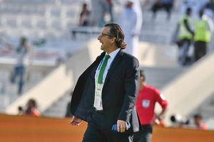 Thua Nhật Bản, Pizzi từ chức huấn luyện viên trưởng tuyển A-rập Xê-út