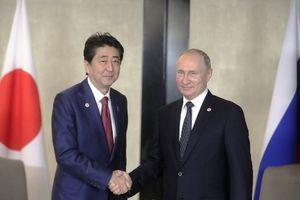 Hội đàm cấp cao Nga và Nhật Bản