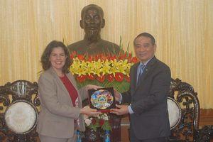 Đại sứ Cuba thăm Đà Nẵng