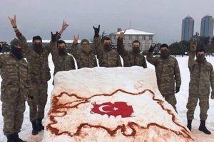 Ankara tuyên bố thành lập một đội quân hoạt động ở Syria