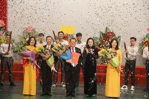 Công bố quyết định thành lập Học viện Múa Việt Nam