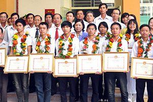 Băn khoăn về thi HSG quốc gia: Cục Quản lý chất lượng lên tiếng