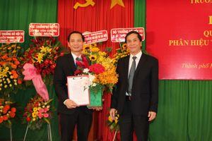 Công bố thành lập Phân hiệu Trường ĐH Nội vụ Hà Nội tại TPHCM