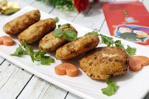 Món ngon mỗi ngày: Chả gà thơm lừng, giòn sần sật khiến cả nhà mê tít