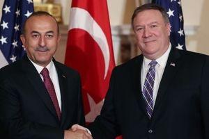 Mỹ, Thổ Nhĩ Kỳ điện đàm thảo luận về việc rút quân khỏi Syria
