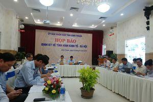 Ban giám đốc Công an Bình Thuận đã 'kiểm điểm sâu liên tục trong ba ngày'