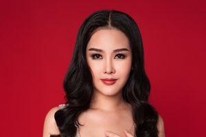 Lê Âu Ngân Anh: Hết hồn khi xem lại hình ảnh của mình tại Miss Intercontinental
