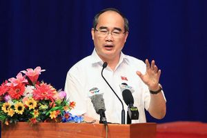 Bí thư Nguyễn Thiện Nhân đề nghị sớm công khai kết luận trách nhiệm ở Thủ Thiêm