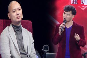 Xuân Bắc xin lỗi Nguyễn Hải Phong trên sóng truyền hình trực tiếp