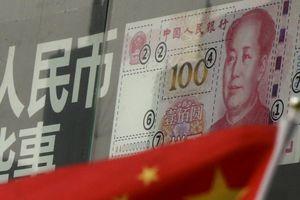 Tăng trưởng của Trung Quốc ở mức thấp kỷ lục