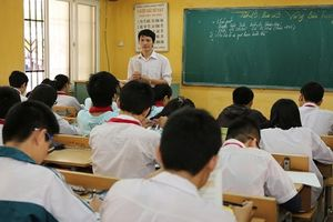 Xã hội hóa giáo dục không chỉ dựa vào học phí