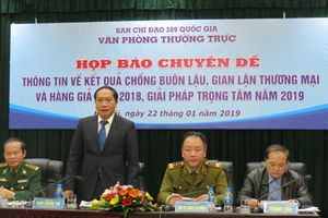 Không có vùng cấm trong công tác chống buôn lậu