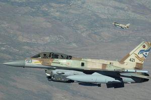 8 chiến đấu cơ Israel lởn vởn ở biên giới Lebanon, chuẩn bị tấn công tiếp Syria?