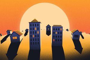 Thị trường bất động sản chững lại, nhiều nền kinh tế châu Á 'gặp khó'