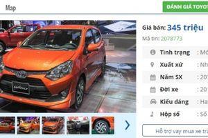 Hơn 2,6 nghìn người Việt mua chiếc ô tô giá hơn 300 triệu của Toyota trong năm 2018