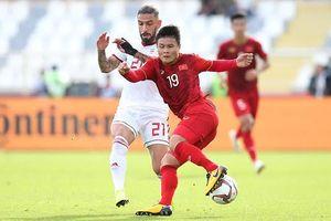 Quang Hải được bình chọn là cầu thủ hay nhất vòng bảng Asian Cup 2019