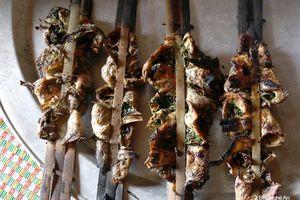 Cá nướng - 'linh hồn' bữa cơm ngày Tết của người Thái