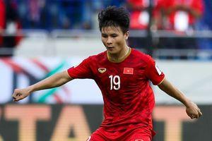 Sau trận thắng của tuyển Việt Nam, Quang Hải chia sẻ một tin nhắn rất đặc biệt khiến người hâm mộ thả like ầm ầm