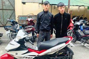 Thanh Hóa: Nhóm côn đồ táo tợn chặn đường cướp xe máy trong đêm