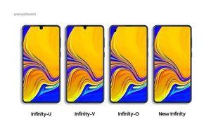 Rò rỉ dung lượng pin của hai mẫu smartphone Samsung sắp trình làng