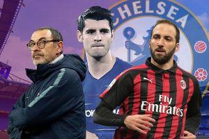 Maurizio Sarri muốn tái hợp cùng học trò cũ trước đại chiến Tottenham