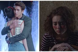 Lan Ngọc rớt nước mắt khi chứng kiến Bình An ôm Chi Pu trong tập 3 'Mối Tình Đầu Của Tôi'