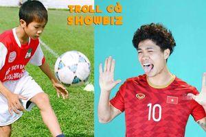 Bị 'đào mộ' ảnh theo trào lưu ngày ấy bây giờ, tuyển Việt Nam khiến fans cười bò, tội nghiệp nhất là Công Phượng