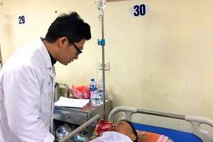 Vụ tai nạn ở Hải Dương: Chuyển bệnh nhân nặng nhất lên BV Việt Đức
