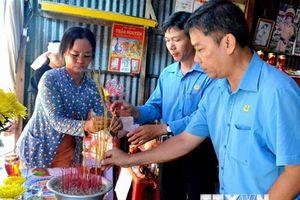 Hỗ trợ gia đình 3 nạn nhân trong vụ tai nạn lao động tại Châu Đốc