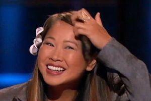 Ấn tượng với màn tự cắt tóc để gọi vốn 200.000 USD của cô gái gốc Việt