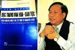 Trở lại vụ ông Nguyễn Đức Tồn đạo văn vẫn được phong Giáo sư: Vấn đề liêm chính khoa học chứ không phải tranh chấp bản quyền, chia nhuận bút!