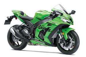 Cận cảnh môtô Kawasaki giá cao hơn Toyota Camry 2019