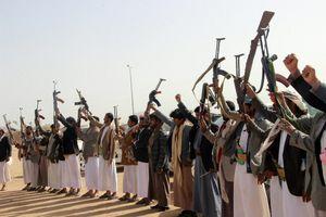 Lực lượng Houthi tiếp tục tấn công tiêu hao sinh lực, phương tiện chiến đấu của liên minh Ả rập