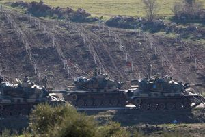 Tổng thống Erdogan: Thổ Nhĩ Kỳ đã sẵn sàng tiến vào Manbij, Syria