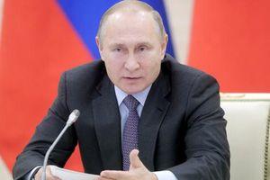 Niềm tin với Tổng thống Putin rơi xuống mức thấp nhất trong 13 năm