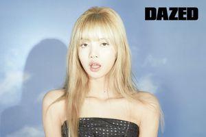 Lisa (Black Pink) đẹp đúng chuẩn bad girl trong bộ ảnh mới khiến fan đứng ngồi không yên