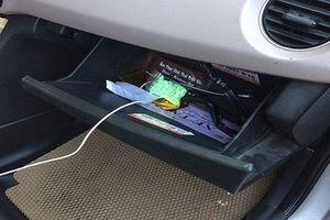 Bắt giam bác sĩ Trung tâm y tế huyện tàng trữ nhiều ma túy trong ô tô