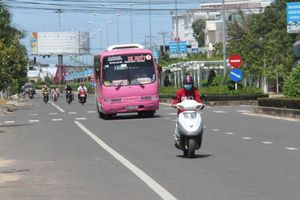 Vì sao Bình Thuận chưa xử lý được vi phạm giao thông qua camera?