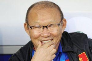 HLV Park Hang Seo sẵn sàng đối đầu Nhật Bản