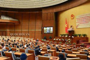 Chủ tịch Quốc hội gặp mặt, chúc tết cán bộ hưu trí của Quốc hội