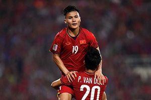 Quang Hải về nhất trong cuộc bầu chọn cầu thủ xuất sắc nhất tại vòng bảng