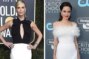 'Bí sử' đối đầu giữa Angelina Jolie và tình mới của Brad Pitt