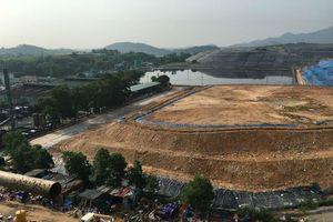 Hà Nội di dời dân ra ngoài vùng ảnh hưởng bãi rác Nam Sơn