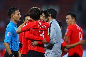 ĐT Hàn Quốc nhọc nhằn đánh bại ĐT Bahrain sau 120 phút