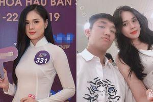 Bạn gái Trọng Đại U23 Việt Nam gây chú ý tại 'Hoa hậu Bản sắc Việt toàn cầu 2019'