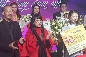 Chung kết Karaoke Việt Nam Online: Vị trí quán quân gọi tên Nguyễn Thị Hương