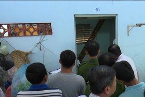 Đôi nam nữ chết trong phòng trọ ở An Giang